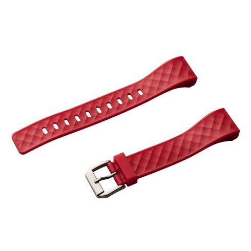 Curea pentru brățara inteligentă - Safako SB4010  (Culoare roșu)