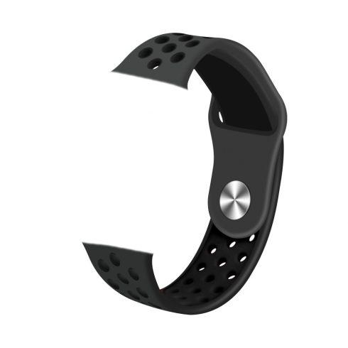 Curea pentru ceas inteligent Safako SWP10 negru