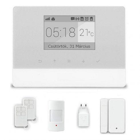 Sistem profesional de alarmă wireless cu 99 de zone