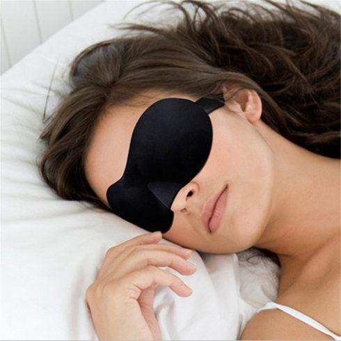 Mască premium de ochi, pentru somn
