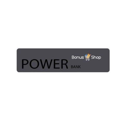 Bonus PowerBank (negru)