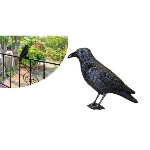 Corb Cioara din plastic pentru alungarea porumbeilor