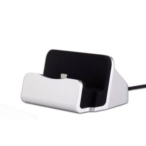 Încărcător pentru iPhone, argintiu