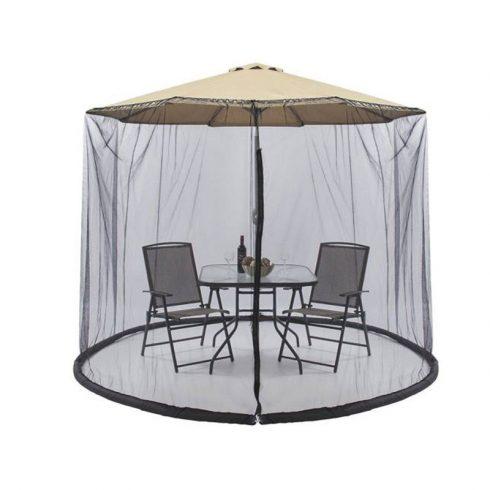 Plasa anti-tantari si insecte pentru umbrela de soare