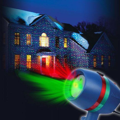 Proiector laser cu 8 modele joc de lumini