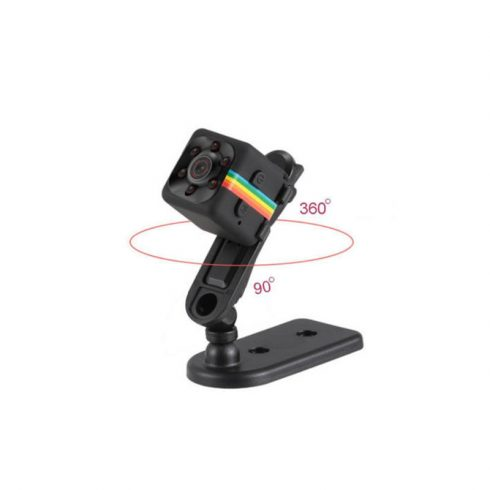 Mini Camera Spion, HD cu functie video si foto, clip-on