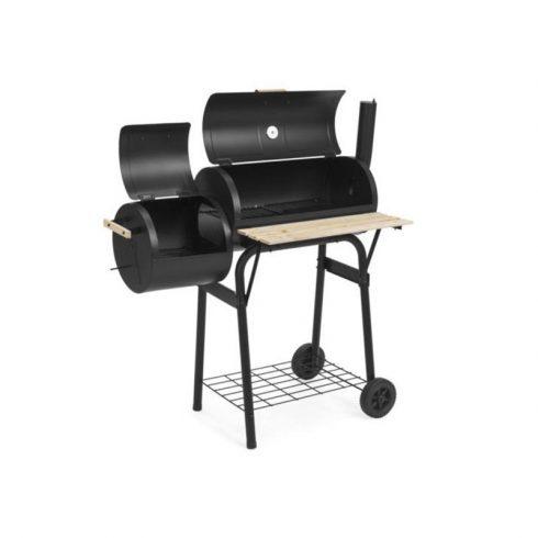 Grătar cărbune BBQ și Smoker