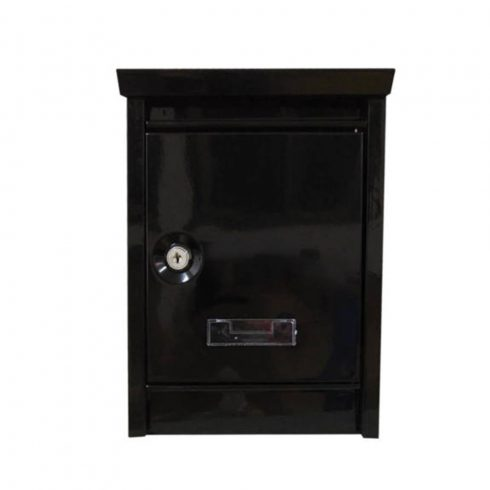 Cutie poștală, negru