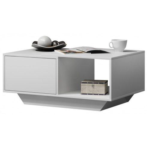Drohmo Alto, măsuță cafea, 90X60, alb