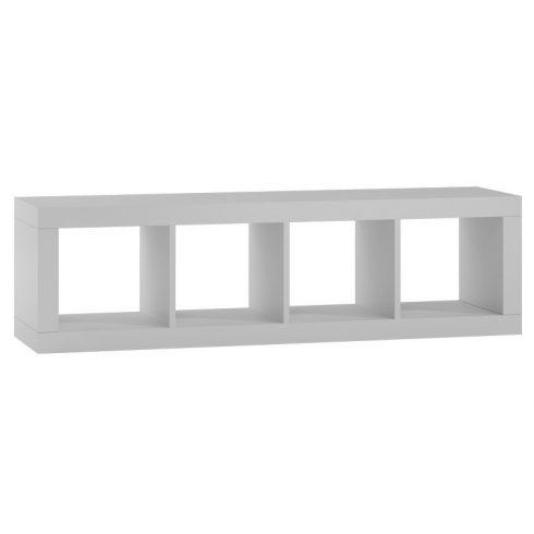 Drohmo 1X4, raft perete, alb