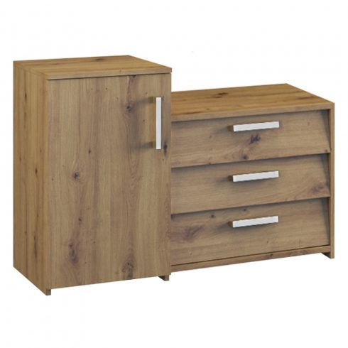 Shannan Paris, mobilier hol, stejar