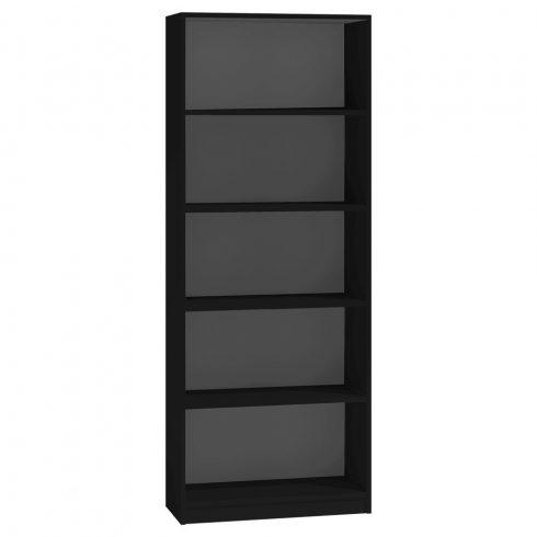Baltrum R60, dulap cu rafturi, negru