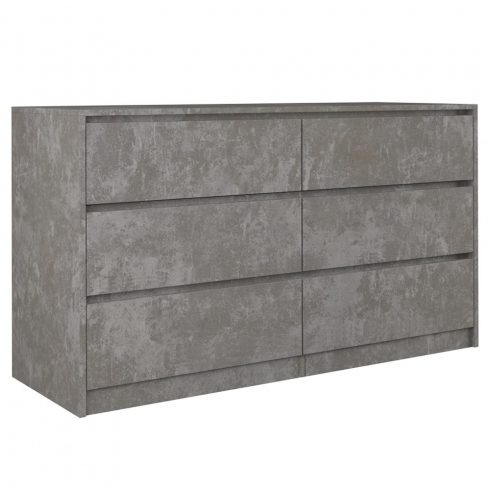 Arosa K140 2X3, comoda, beton