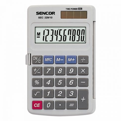 Sencor SEC 229/10 Calculator de mână