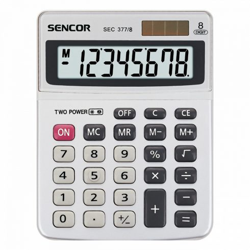 Sencor SEC 377/8 Calculator birou
