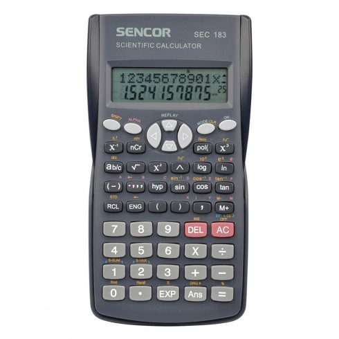 Sencor SEC 183 Calculator științific