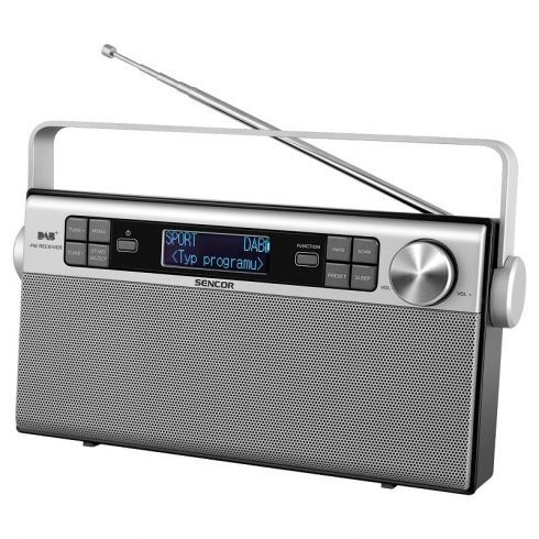 Sencor SRD 6600 Radio digital DAB+