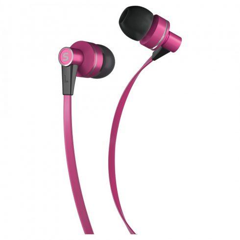 Sencor SEP 300 MIC PINK căști, culoare pink