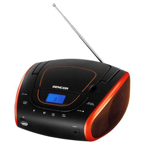 Sencor SPT 1600 BOR CD player portabil