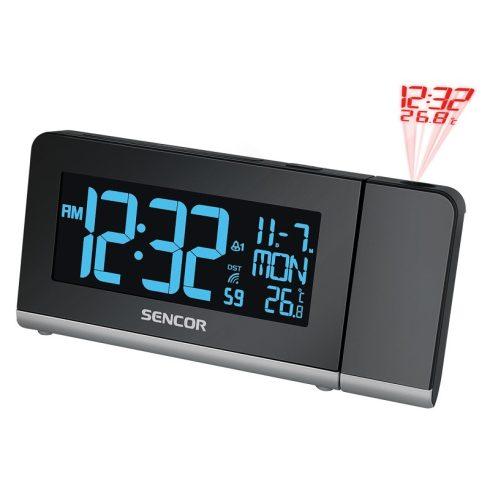Sencor SDC 8200 Ceas deşteptător cu proiecţie
