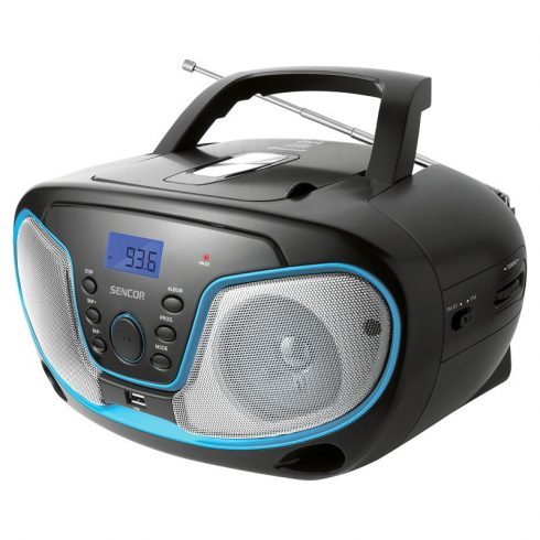 Sencor SPT 3310 CD player cu BT și radio FM