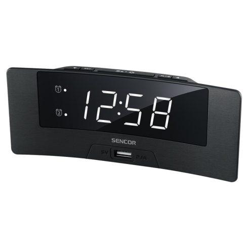 Sencor SDC 4912 WH Ceas digital cu alarmă