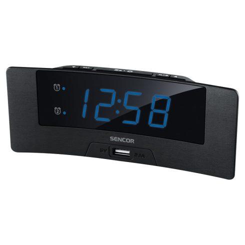 Sencor SDC 4912 BU Ceas digital cu alarmă