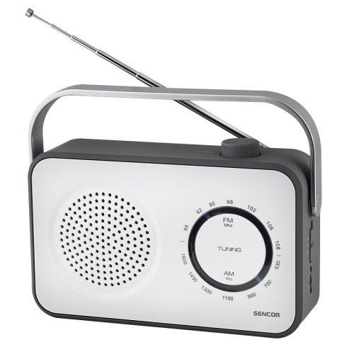 Sencor SRD 2100 W Receptor radio portabil FM / AM