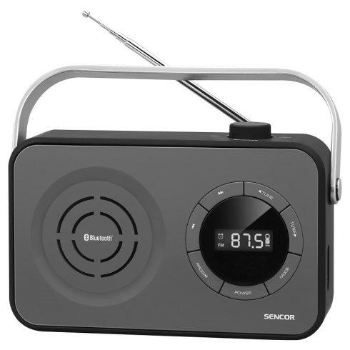 Sencor SRD 3200B Receptor Radio FM, PLL portabil