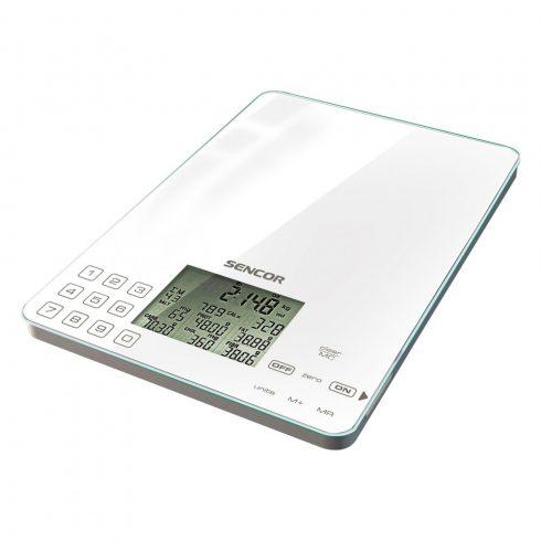 Sencor SKS 6000 Cântar de bucătărie pentru dietă