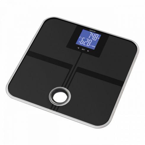 Sencor SBS 7000 Cântar personal pentru măsurarea grăsimilor, apei, masei musculare și osoase