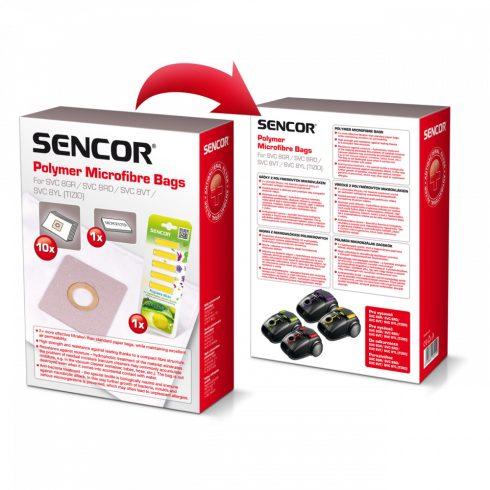 Sencor SVC 8 sac de hârtie 10 buc + 5 bețe parfumate