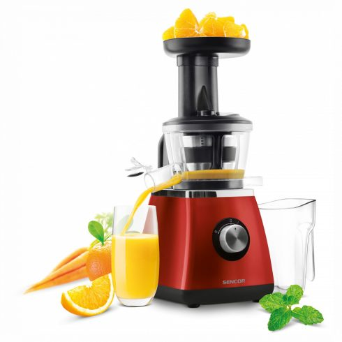 Sencor SSJ 4042RD Slow juicer presa de fructe