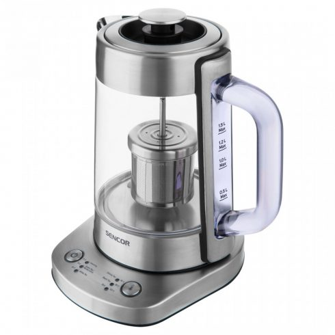 Sencor SWK 1590SS, fierbător apă 1,5 L