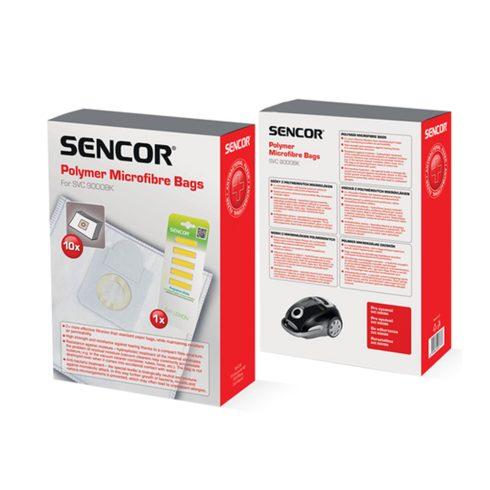 Sencor SVC 90XX sac de hârtie 10 buc + 5 bețe parfumate
