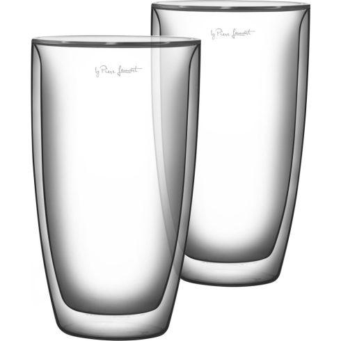 Lamart LT9010 set din sticlă pentru cafea 230ml