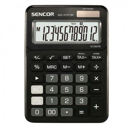 Sencor SEC 372T/BK calculator de masă