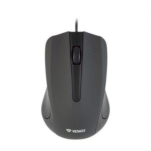 YENKEE YMS 1015BK mouse cu fir negru