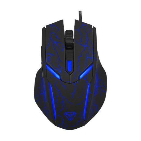 YENKEE YMS 3017 AMBUSH mouse gamer - negru-albastru