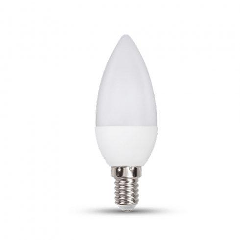 Retlux RLL 260 C35 E14 6W WW Bec LED (alb rece 4100K)
