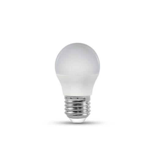 Retlux RLL 266 G45 E27 miniG 6W CW Bec LED (alb rece 4100K)
