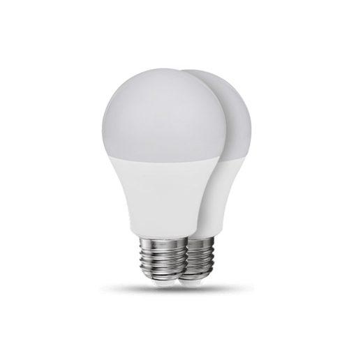 Retlux REL 9 LED A60 2x 9W E27 Bec LED (alb cald 2700K)