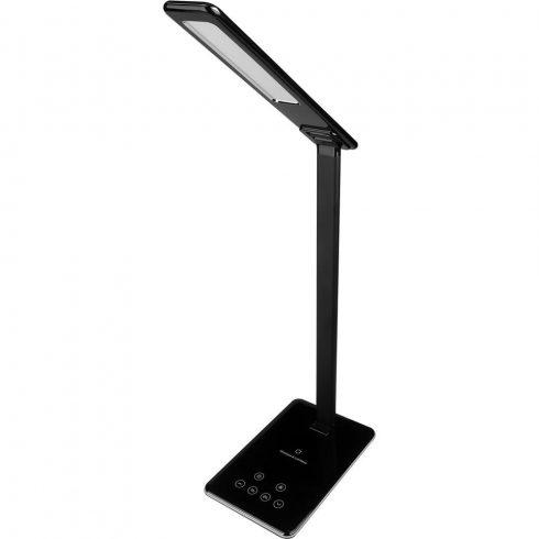 Retlux RTL 198 LED Qi 5W lampa de masă (negru)