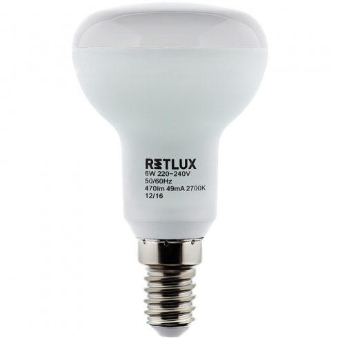 Retlux RLL 306 R50 E14 Spot 9W WW Bec LED (alb cald 2700K)