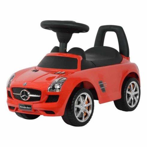 Mercedes SLS, mașină propulsată cu picioarele, de la vârsta de 1,5 anil, roșu