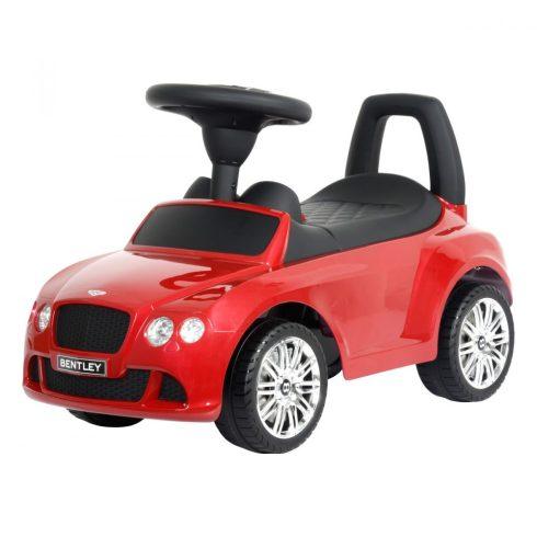 Bentley GT, mașină propulsată cu picioarele, de la vârsta de 1,5 anil, roșu