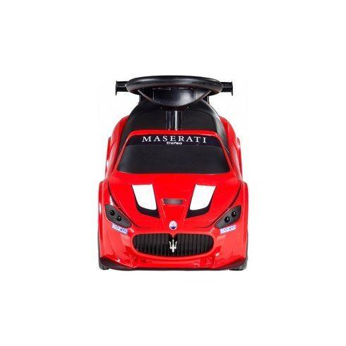 Maserati, mașină propulsată cu picioarele, de la vârsta de 1,5 anil, roșu