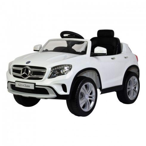 Mașină electrică SUV Mercedes, de la 3 ani, 3 km / h, albă
