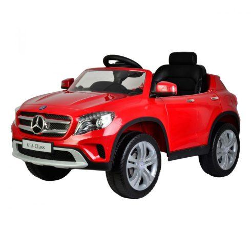 Mașină electrică SUV Mercedes, de la 3 ani, 3 km / h, roșie