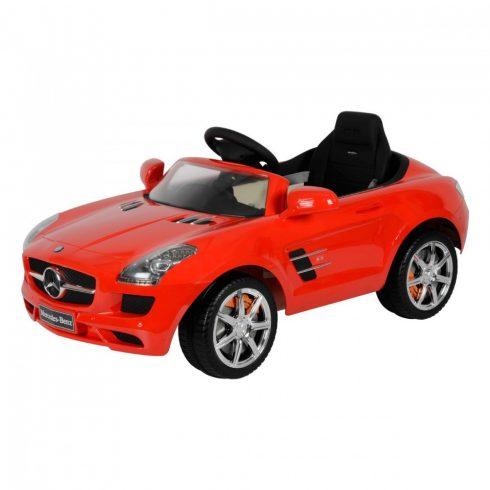 Mașină electrică Mercedes SLS, de la 3 ani, 3 km/h, roșu